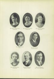 Page 15, 1923 Edition, Warren Area High School - Dragon Yearbook (Warren, PA) online yearbook collection