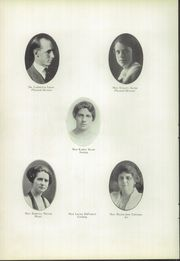 Page 16, 1923 Edition, Warren Area High School - Dragon Yearbook (Warren, PA) online yearbook collection