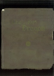 1925 Edition, Warren Area High School - Dragon Yearbook (Warren, PA)