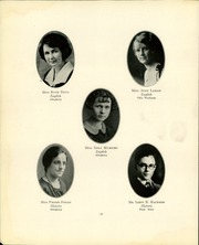 Page 16, 1925 Edition, Warren Area High School - Dragon Yearbook (Warren, PA) online yearbook collection