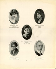 Page 17, 1925 Edition, Warren Area High School - Dragon Yearbook (Warren, PA) online yearbook collection