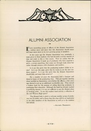 Page 12, 1931 Edition, Warren Area High School - Dragon Yearbook (Warren, PA) online yearbook collection