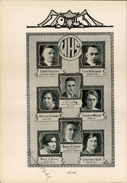 Page 14, 1931 Edition, Warren Area High School - Dragon Yearbook (Warren, PA) online yearbook collection