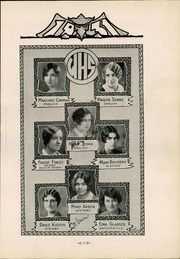Page 15, 1931 Edition, Warren Area High School - Dragon Yearbook (Warren, PA) online yearbook collection