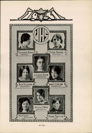 Page 17, 1931 Edition, Warren Area High School - Dragon Yearbook (Warren, PA) online yearbook collection