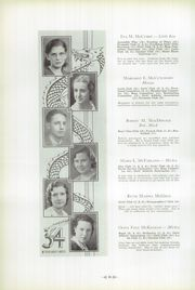 Page 54, 1934 Edition, Warren Area High School - Dragon Yearbook (Warren, PA) online yearbook collection