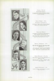 Page 56, 1934 Edition, Warren Area High School - Dragon Yearbook (Warren, PA) online yearbook collection
