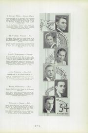 Page 57, 1934 Edition, Warren Area High School - Dragon Yearbook (Warren, PA) online yearbook collection