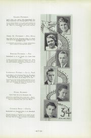 Page 59, 1934 Edition, Warren Area High School - Dragon Yearbook (Warren, PA) online yearbook collection
