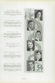 Page 61, 1934 Edition, Warren Area High School - Dragon Yearbook (Warren, PA) online yearbook collection