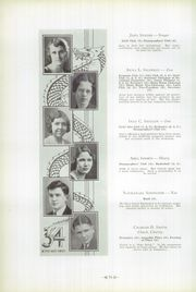 Page 64, 1934 Edition, Warren Area High School - Dragon Yearbook (Warren, PA) online yearbook collection