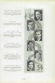 Page 65, 1934 Edition, Warren Area High School - Dragon Yearbook (Warren, PA) online yearbook collection