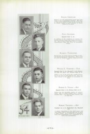 Page 66, 1934 Edition, Warren Area High School - Dragon Yearbook (Warren, PA) online yearbook collection