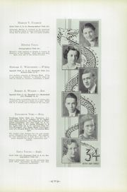 Page 67, 1934 Edition, Warren Area High School - Dragon Yearbook (Warren, PA) online yearbook collection