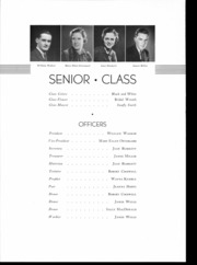 Page 15, 1936 Edition, Warren Area High School - Dragon Yearbook (Warren, PA) online yearbook collection
