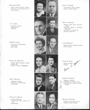 Page 14, 1944 Edition, Warren Area High School - Dragon Yearbook (Warren, PA) online yearbook collection