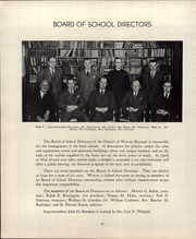 Page 14, 1948 Edition, Warren Area High School - Dragon Yearbook (Warren, PA) online yearbook collection