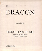 Page 5, 1948 Edition, Warren Area High School - Dragon Yearbook (Warren, PA) online yearbook collection