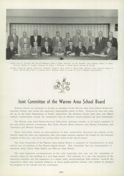Page 12, 1956 Edition, Warren Area High School - Dragon Yearbook (Warren, PA) online yearbook collection