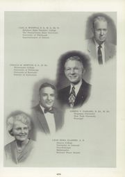 Page 13, 1956 Edition, Warren Area High School - Dragon Yearbook (Warren, PA) online yearbook collection