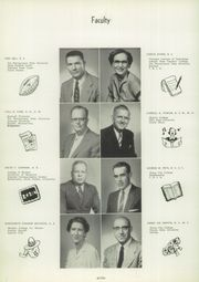 Page 14, 1956 Edition, Warren Area High School - Dragon Yearbook (Warren, PA) online yearbook collection
