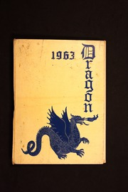 1963 Edition, Warren Area High School - Dragon Yearbook (Warren, PA)