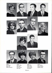 Page 62, 1967 Edition, Warren Area High School - Dragon Yearbook (Warren, PA) online yearbook collection
