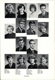 Page 71, 1967 Edition, Warren Area High School - Dragon Yearbook (Warren, PA) online yearbook collection