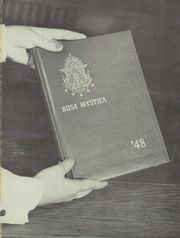 Page 5, 1948 Edition, York Catholic High School - Rosa Mystica Yearbook (York, PA) online yearbook collection