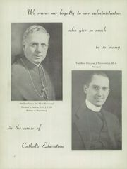 Page 6, 1948 Edition, York Catholic High School - Rosa Mystica Yearbook (York, PA) online yearbook collection