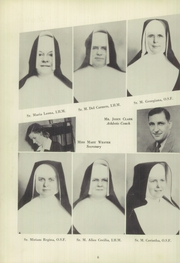Page 10, 1949 Edition, York Catholic High School - Rosa Mystica Yearbook (York, PA) online yearbook collection