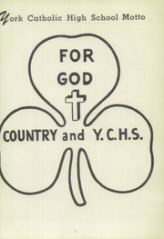 Page 11, 1949 Edition, York Catholic High School - Rosa Mystica Yearbook (York, PA) online yearbook collection