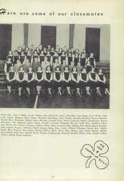 Page 15, 1949 Edition, York Catholic High School - Rosa Mystica Yearbook (York, PA) online yearbook collection