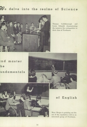 Page 17, 1949 Edition, York Catholic High School - Rosa Mystica Yearbook (York, PA) online yearbook collection