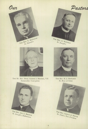Page 8, 1949 Edition, York Catholic High School - Rosa Mystica Yearbook (York, PA) online yearbook collection