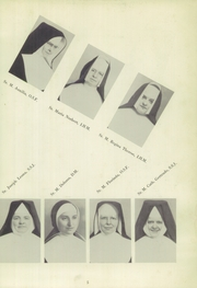 Page 9, 1949 Edition, York Catholic High School - Rosa Mystica Yearbook (York, PA) online yearbook collection