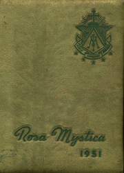 Page 1, 1951 Edition, York Catholic High School - Rosa Mystica Yearbook (York, PA) online yearbook collection