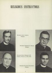 Page 12, 1951 Edition, York Catholic High School - Rosa Mystica Yearbook (York, PA) online yearbook collection