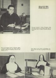 Page 14, 1951 Edition, York Catholic High School - Rosa Mystica Yearbook (York, PA) online yearbook collection