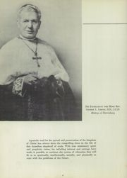 Page 8, 1951 Edition, York Catholic High School - Rosa Mystica Yearbook (York, PA) online yearbook collection