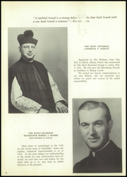 Page 10, 1956 Edition, York Catholic High School - Rosa Mystica Yearbook (York, PA) online yearbook collection
