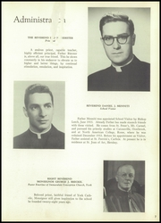 Page 11, 1956 Edition, York Catholic High School - Rosa Mystica Yearbook (York, PA) online yearbook collection