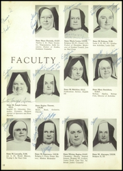 Page 16, 1956 Edition, York Catholic High School - Rosa Mystica Yearbook (York, PA) online yearbook collection