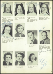 Page 17, 1956 Edition, York Catholic High School - Rosa Mystica Yearbook (York, PA) online yearbook collection