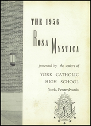 Page 7, 1956 Edition, York Catholic High School - Rosa Mystica Yearbook (York, PA) online yearbook collection