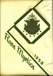 Page 1, 1958 Edition, York Catholic High School - Rosa Mystica Yearbook (York, PA) online yearbook collection