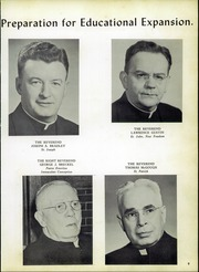 Page 13, 1958 Edition, York Catholic High School - Rosa Mystica Yearbook (York, PA) online yearbook collection
