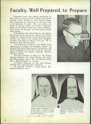 Page 14, 1958 Edition, York Catholic High School - Rosa Mystica Yearbook (York, PA) online yearbook collection