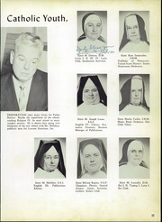 Page 15, 1958 Edition, York Catholic High School - Rosa Mystica Yearbook (York, PA) online yearbook collection