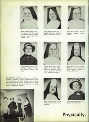 Page 16, 1958 Edition, York Catholic High School - Rosa Mystica Yearbook (York, PA) online yearbook collection